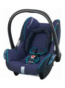 Babyschale  Maxi Cosi Babyseat from 0 - 10 kg max. 1 Year